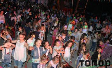 В Арцизе в День защиты детей юных горожан поздравил нардеп Антон Киссе