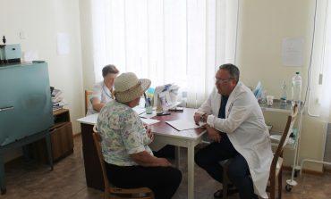 Врачи Одесского областного онкодиспансера провели выездной прием в Арцизском районе