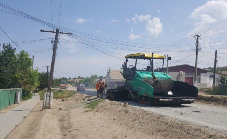 В Криничном Болградского района стартовал ремонт центральной улицы