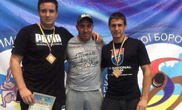 Борцы из Татарбунарского района стали бронзовыми призерами чемпионата Украины