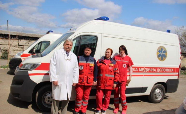 Ко дню медика Украины: профессионалы, готовые всегда спасать жизни
