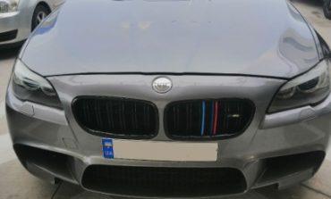 В «Паланке» обнаружили разыскиваемый Интерполом «БМВ»