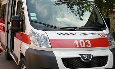 На улице Белгорода-Днестровского застряла «скорая» с пациентом