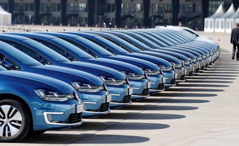 В Украину за полгода ввезли новых авто на 1,7 миллиарда долларов