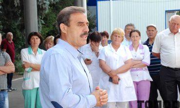 «Недостатки медицинской реформы приходится решать по ходу», - Антон Киссе на встрече с медиками Болградского района