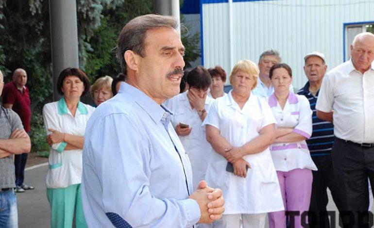 «Недостатки медицинской реформы приходится решать по ходу», – Антон Киссе на встрече с медиками Болградского района