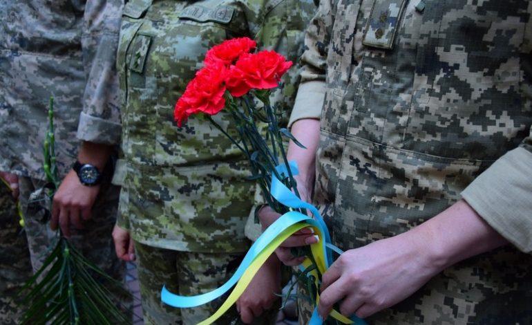 Пограничники Измаильского отряда почтили память погибших побратимов