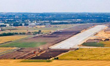 В Одессе завершили строительство новой взлетной  полосы