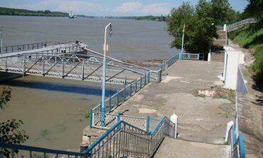 В Рени началось благоустройство набережной вдоль Дуная. Без берегоукрепления