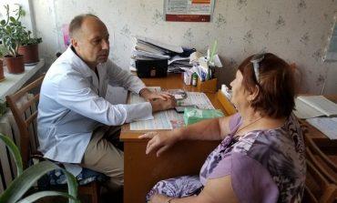 Онкологи Одесской области провели бесплатный прием жителей Саратского района