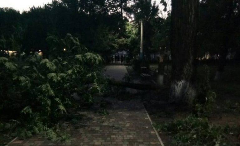 Tarutino uragan 1