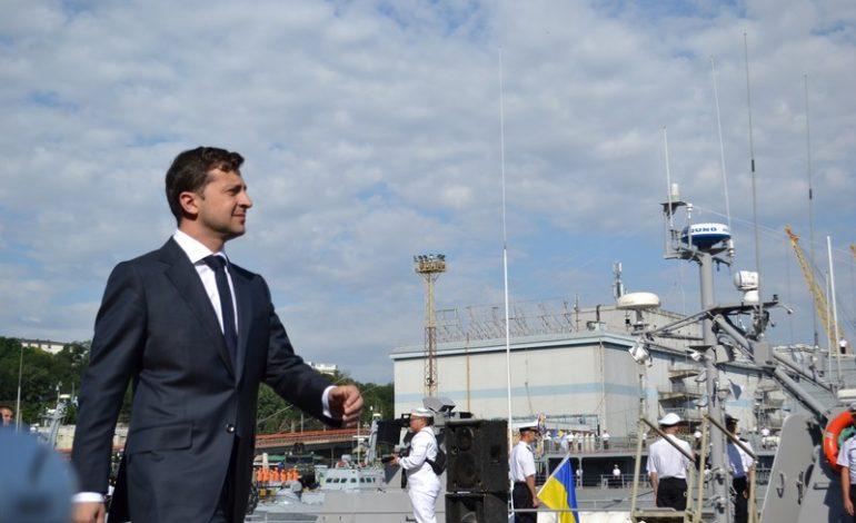 Президент Владимир Зеленский едет в Одессу. Предварительная программа