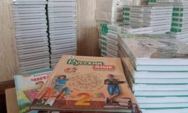 Школы Арцизского района продолжают получать новые учебники