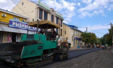Долгожданный ремонт улицы Первомайской начался в Белгороде-Днестровском