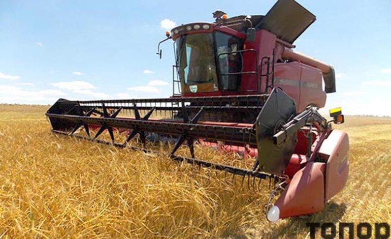 Аграрии Болградского района завершают уборку ранних зерновых