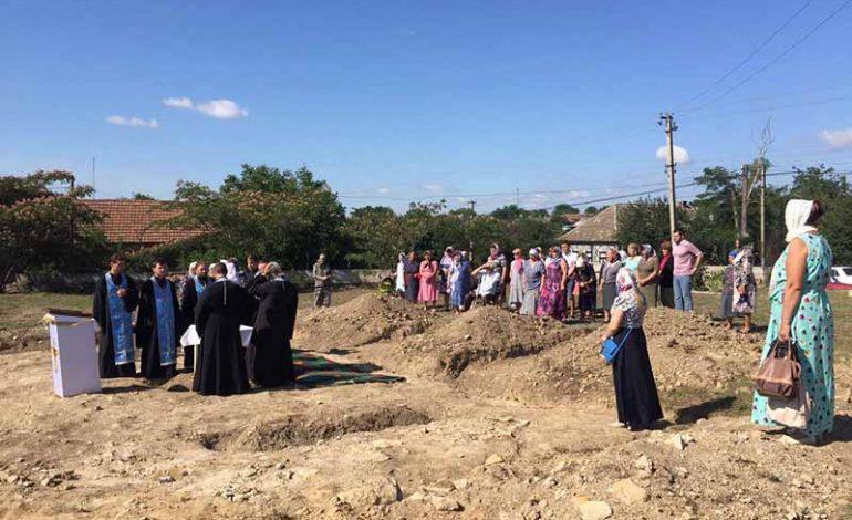 В селе Каракурт Болградского района решили восстановить церковь