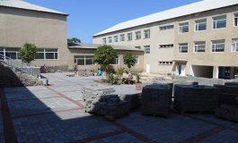 В Виноградовке Болградского района школа готовится к новому учебному году