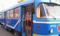 Одесса: на Фонтане трамвай сошел с рельсов