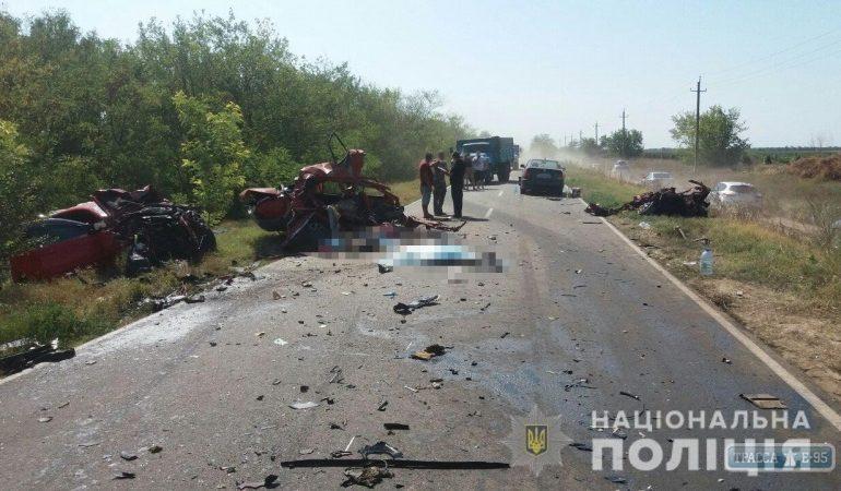 На трассе Татарбурары — Вилково произошла трагедия: погибло четыре человека