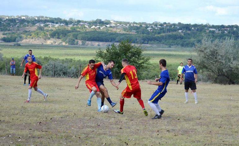В Болградском районе прошли игры на Кубок по футболу