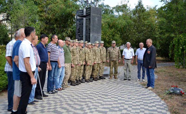 В Болграде помянули погибших за Украину