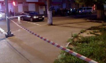 В Чернигове двух людей расстреляли возле пешеходного моста