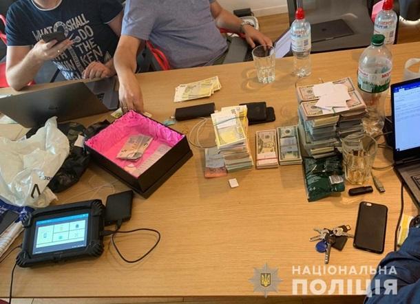Под Киевом обнаружили сеть подпольных онлайн-казино с серверами в России