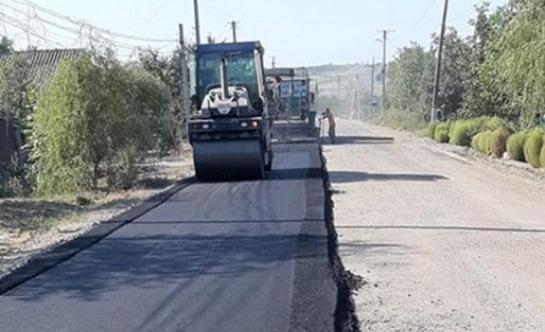 В Арцизе капитальный ремонт дороги по многострадальной улице Европейская идёт полным ходом (ФОТО)