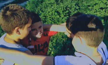 В Арцизе подростки презентовали собственный короткометражный фильм «Друзья» (фото, видео)