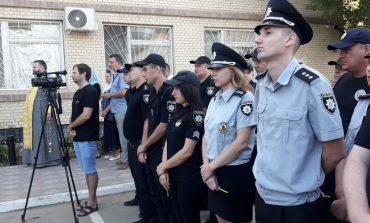 В Белгороде-Днестровском вспоминали погибших полицейских