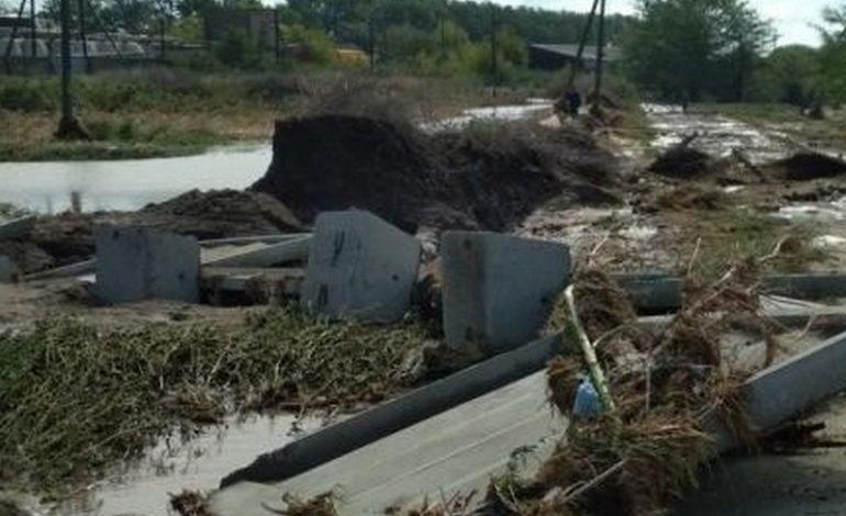 Непогода в Белгороде-Днестровском и районе принесла разрушения и смерть (фото)