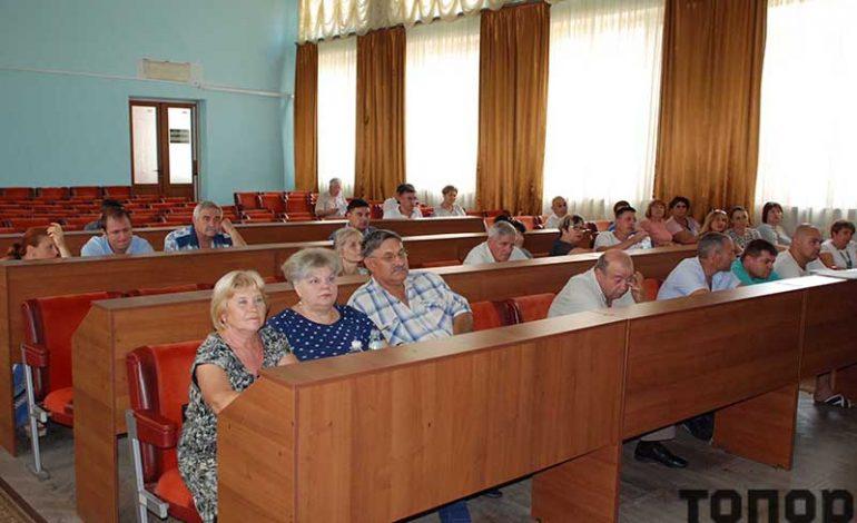 Болградский горсовет просит у кабмина деньги на зарплату педагогам