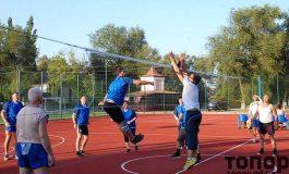 В Болграде прошел чемпионат города по волейболу