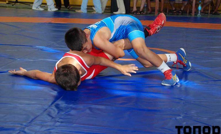 Международный борцовский турнир в Болграде (фоторепортаж)
