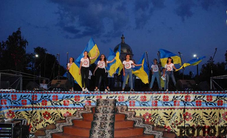 В Болграде прошел фестиваль украинского творчества