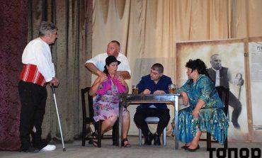 «Господин Балканский» для зрителей Болграда (ФОТО)