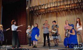 Новый спектакль Болградского театра (фоторепортаж)