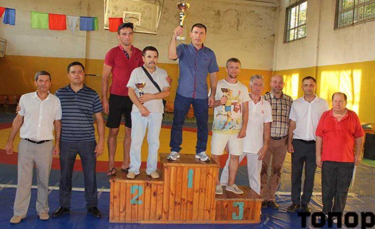 В Болграде прошел Международный борцовский турнир