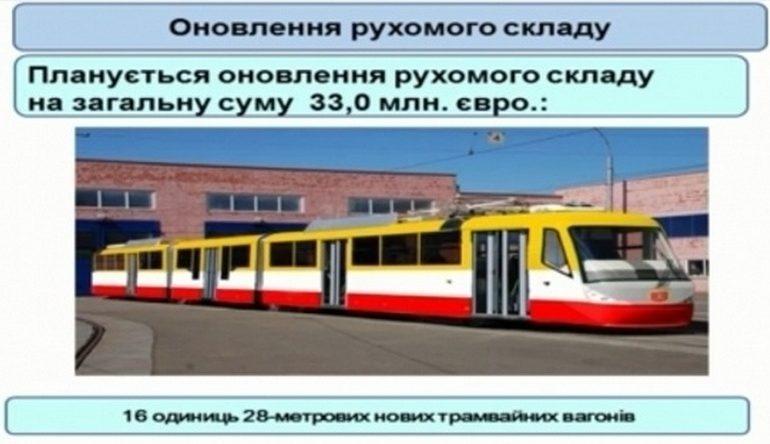 По Одессе будет курсировать «длинный трамвай»