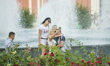 Летний день в центре Одессы (фото)