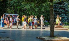 Украину посетили в четыре раза меньше иностранных туристов