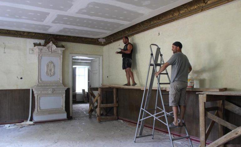 В Белгороде-Днестровском капитально ремонтируют старейший детский сад