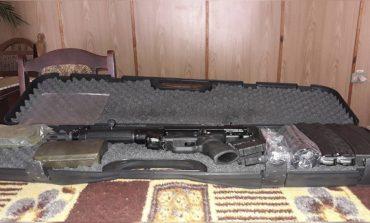 Белгород-Днестровские полицейские получат пистолет-пулемёты