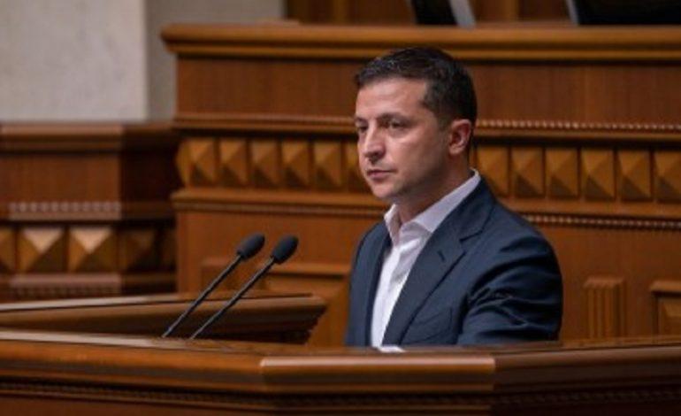 Зеленский объяснил причину отказа подписывать закон о химической кастрации
