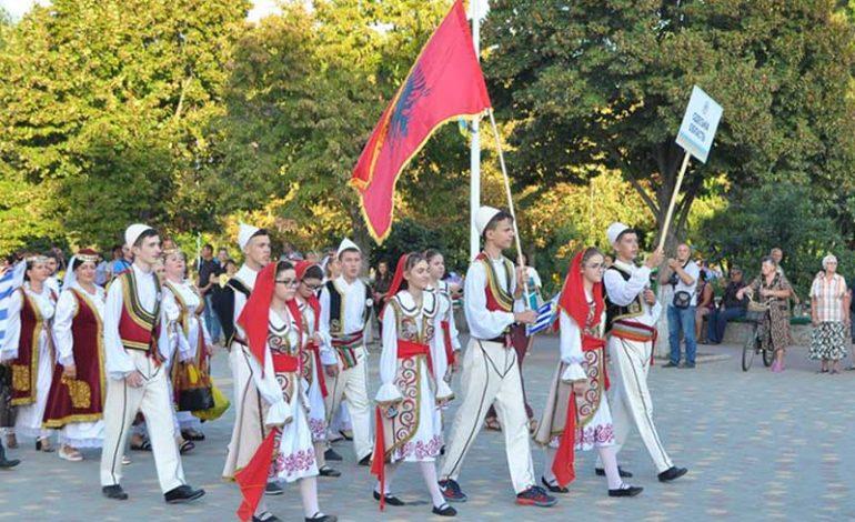 Делегация из Каракурта представила Одесчину на фестивале в Запорожской области