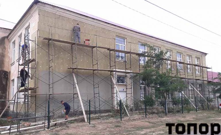 В Банновской школе встретят зиму во всеоружии