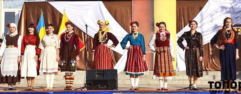 В Болграде выделили 220 тысяч гривен на проведение фестиваля