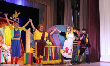 В Измаил на гастроли приехала театральная труппа из Львова