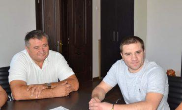 Освобожденный моряк Владимир Варимез приехал на родину в Болградский район