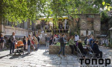 В Одессе прошёл фестиваль дворов (ФОТО)